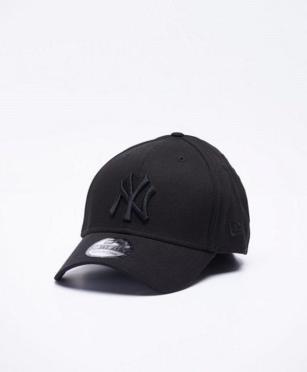 New Era 39 Thirty NY Yankees Black/Black