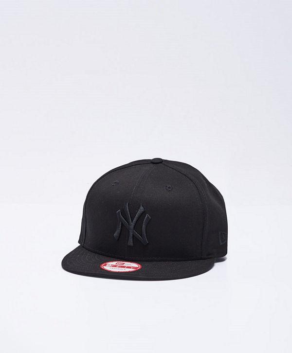 New Era MLB 9 Fifty New York Yankees Black on Black