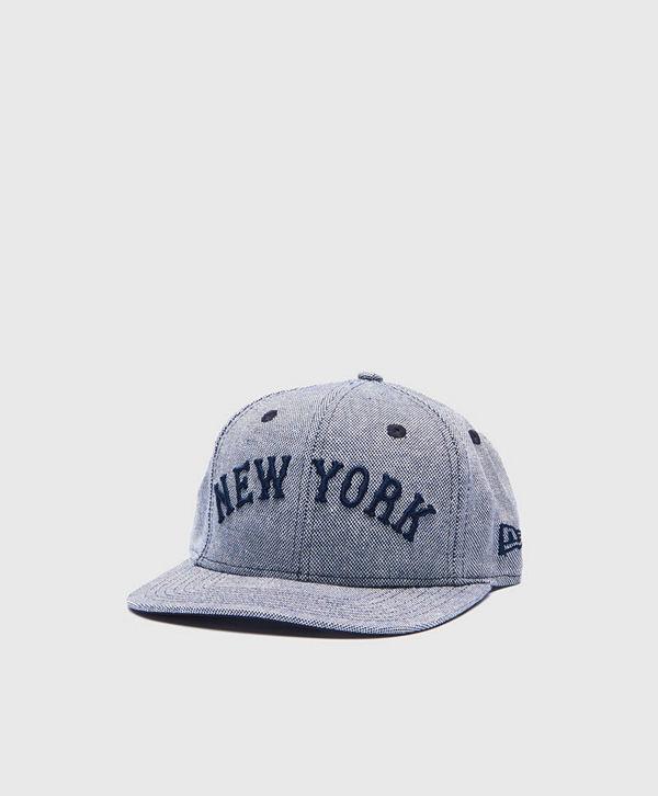 New Era 9Fifty Basket NY Navy