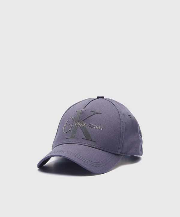 Calvin Klein Re-Issue Baseball Cap 015 Asphalt