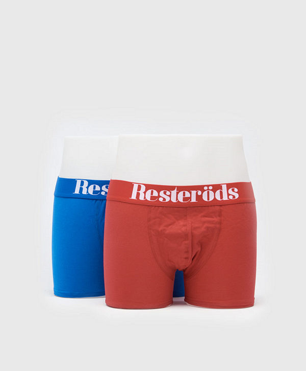 Resteröds 2-pack Gunnar Red Blue