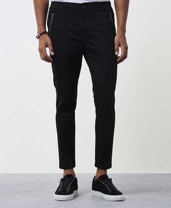 Adrian Hammond Maddox Trousers Black