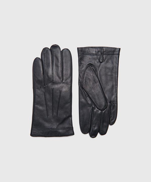 Amanda Christensen Gents Glove Goatleather Black