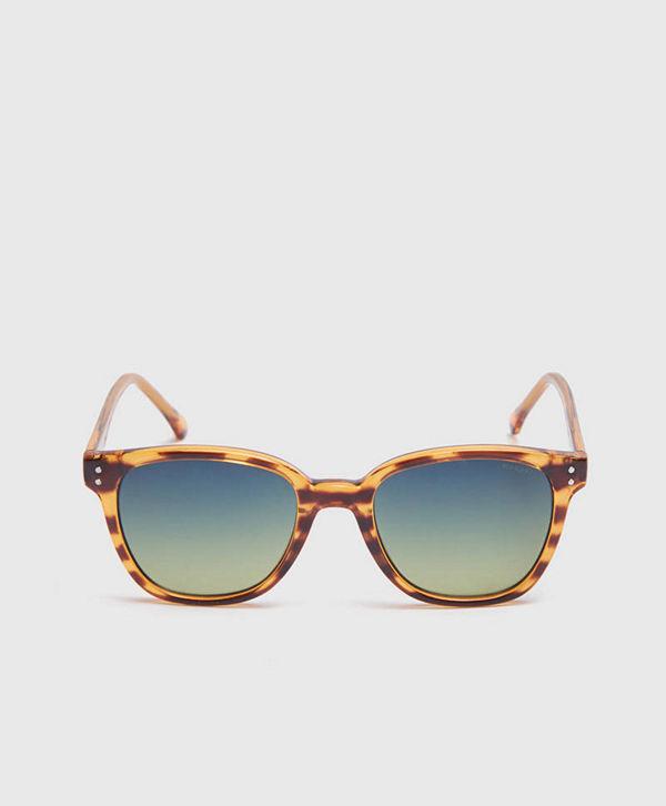 Mode för män Accessoarer Solglasögon. Komono Renee Lined Tortoise e480680d839ac