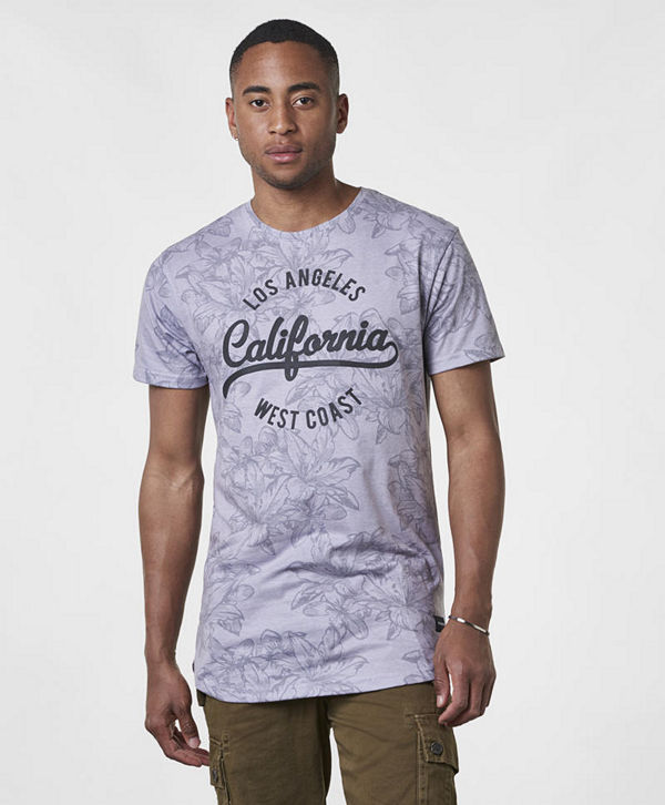Speechless California Tee Grey