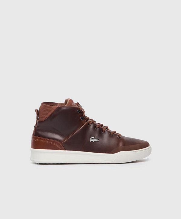 Lacoste Explorateur Classic 3181 Dark Tan / Brown