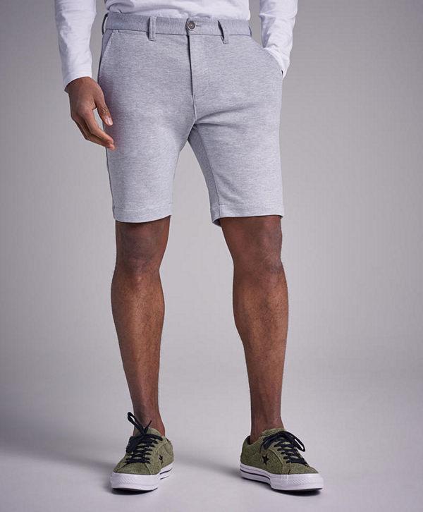 Gabba Jason Shorts 9057 Light Grey