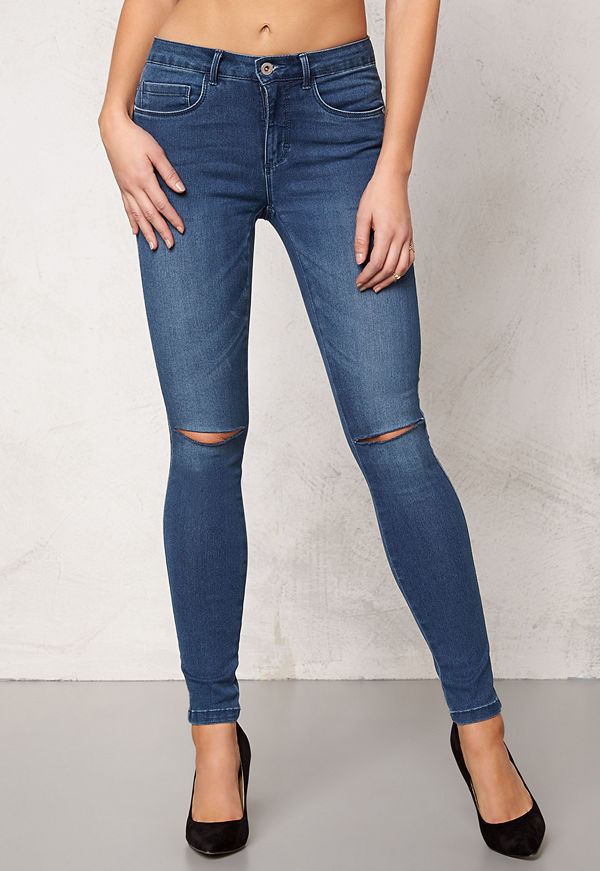 Only Royal Kneecut Jeans