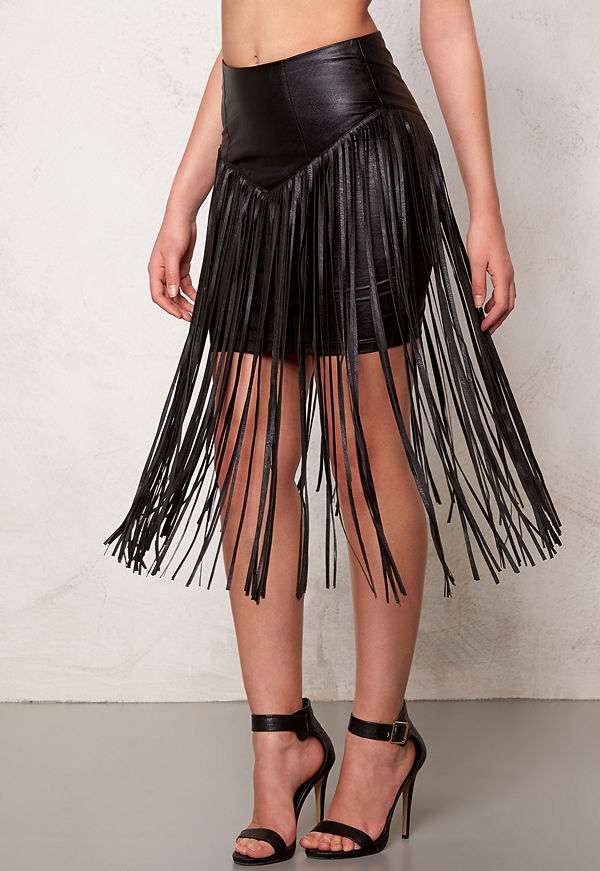 77thFLEA Frankie fringe skirt
