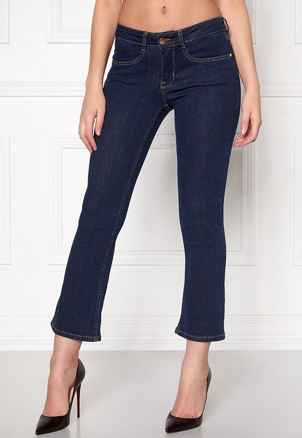 77thFLEA Love kick flare superstretch Jeans