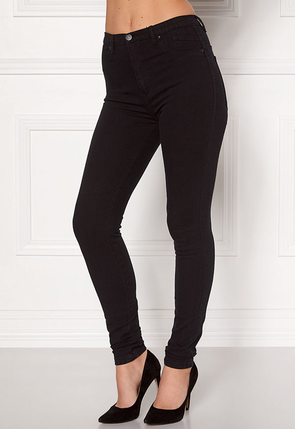 Rut & Circle Olivia Black High Jeans