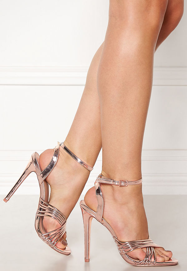 New Look Squaw PU Strappy Sandal