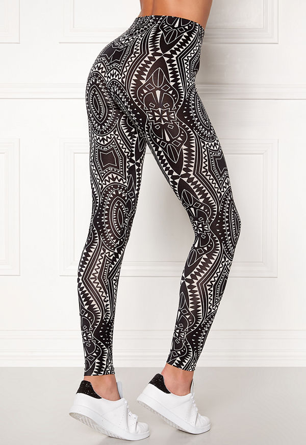 77thFLEA Caleido printed leggings