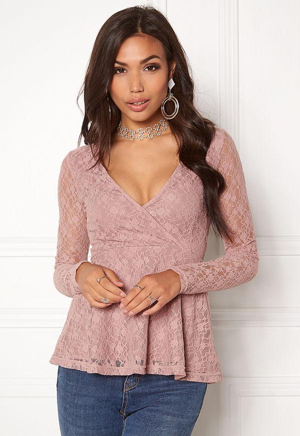 Bubbleroom Elina lace top