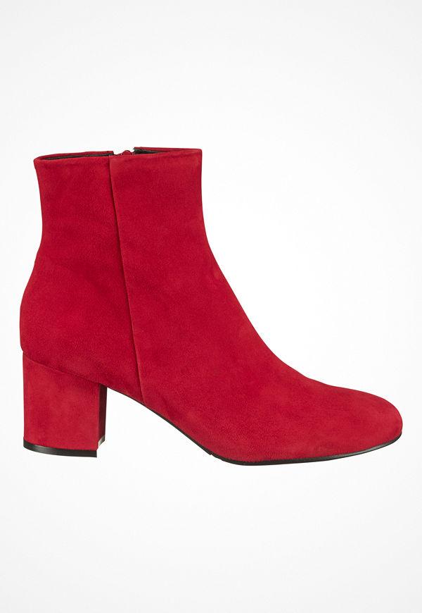 Billi Bi Red Suede Boots