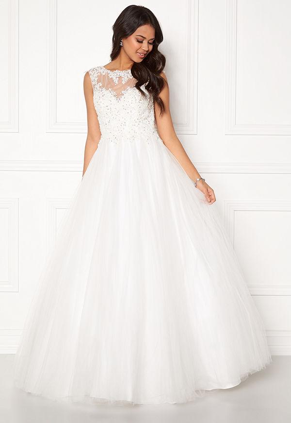 Susanna Rivieri Embellished Tulle Dress