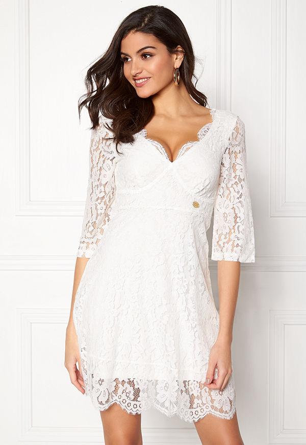 Chiara Forthi Ellix Dress - 2 White