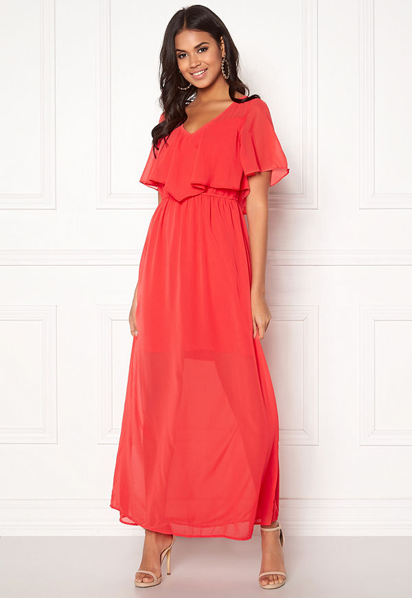 Vero Moda Dora SS Long Dress
