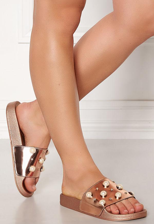 Francesco Milano Ciabattina Vernice Shoes