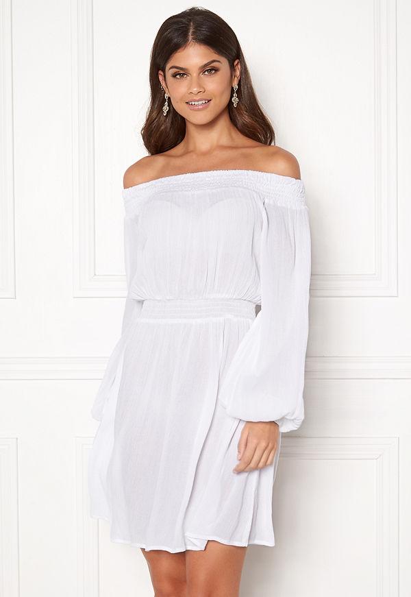 Make Way Krista offshoulder dress - Klänningar online - Modegallerian db24b21b1c18c