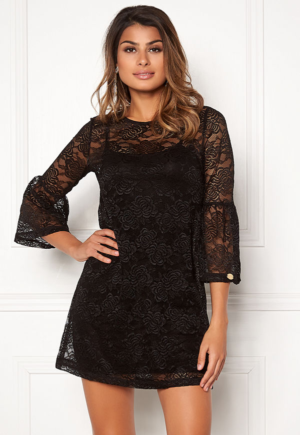 Chiara Forthi Dianne Dress Black