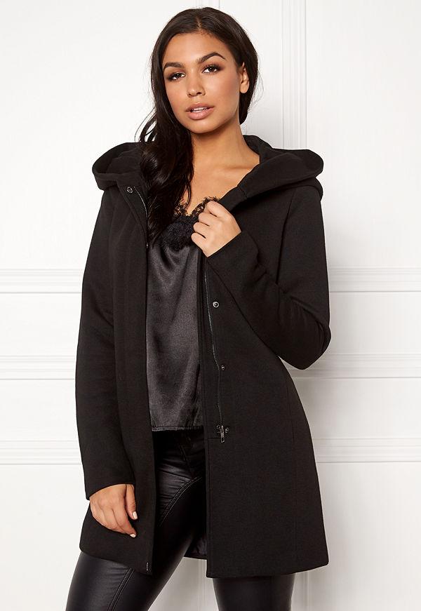 Only Sedona Light Coat Black
