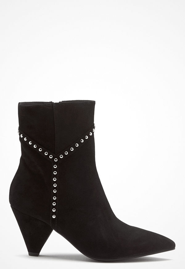Sofie Schnoor Boot With Y Studs Suede