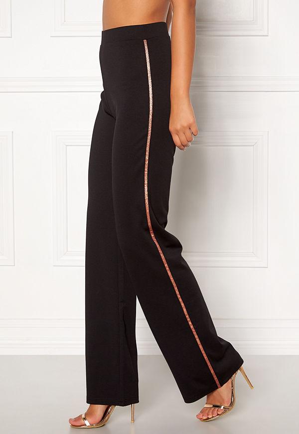 77thFLEA svarta byxor Melanie trousers