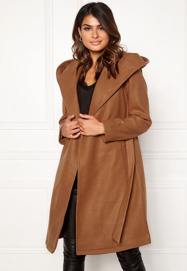 Only Riley Wool Wrap Coat