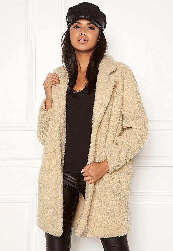 Only Aurelia Shearling Coat