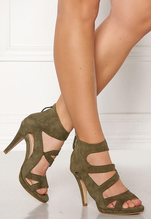 64547df1d23 SARGOSSA Dare Suede Heels - Sandaler   sandaletter online ...