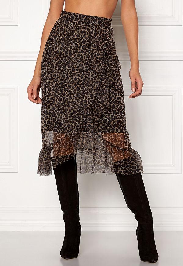 Only Moni Leo Mesh Skirt