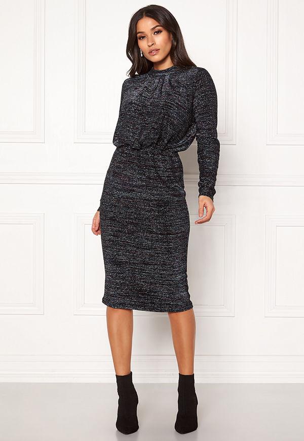 Y.a.s Yenna Lurex L/S Dress