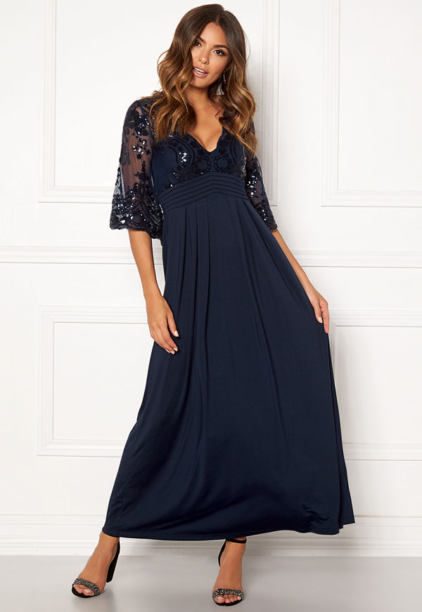 Happy Holly Elise maxi dress