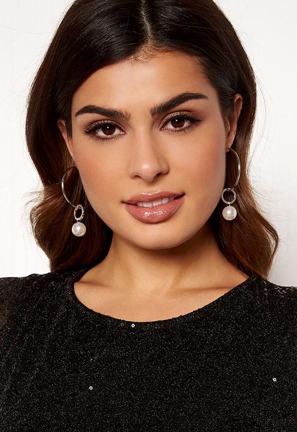Pieces örhängen Lemara Creol Earrings