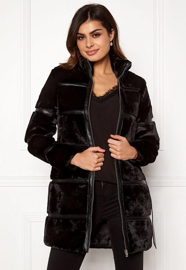 Vero Moda Ninja 3/4 Faux Fur Jacket