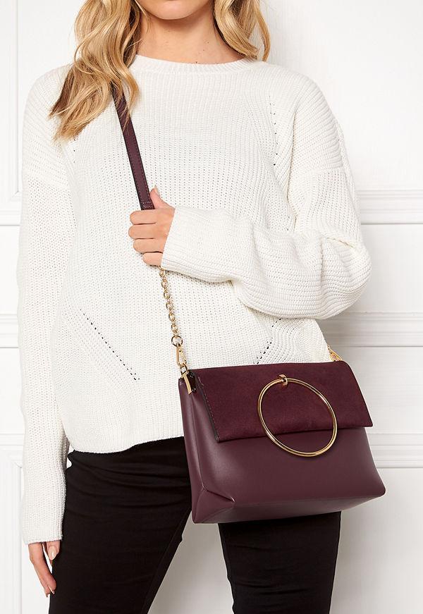 New Look Matilda Metal Handle Bag