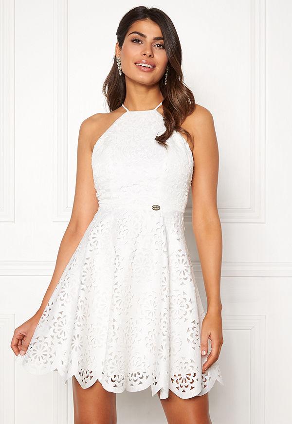 Chiara Forthi Elaine lazer cut dress