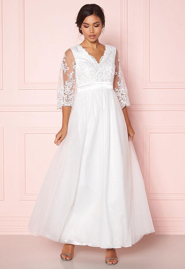 Happy Holly Francesca wedding dress
