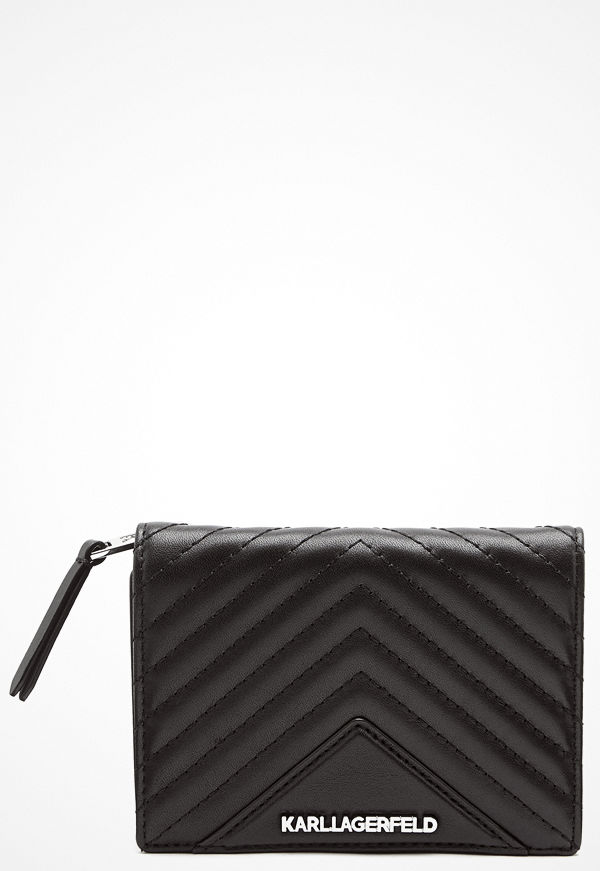 Karl Lagerfeld Classic Quilted Wallet