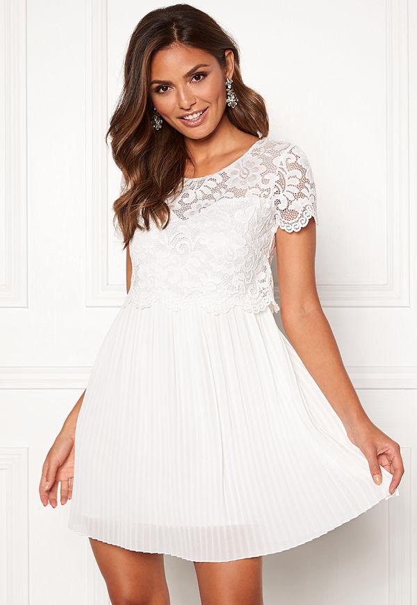 Happy Holly Blanche occasion dress - Klänningar online - Modegallerian 3b69a9acf87c1