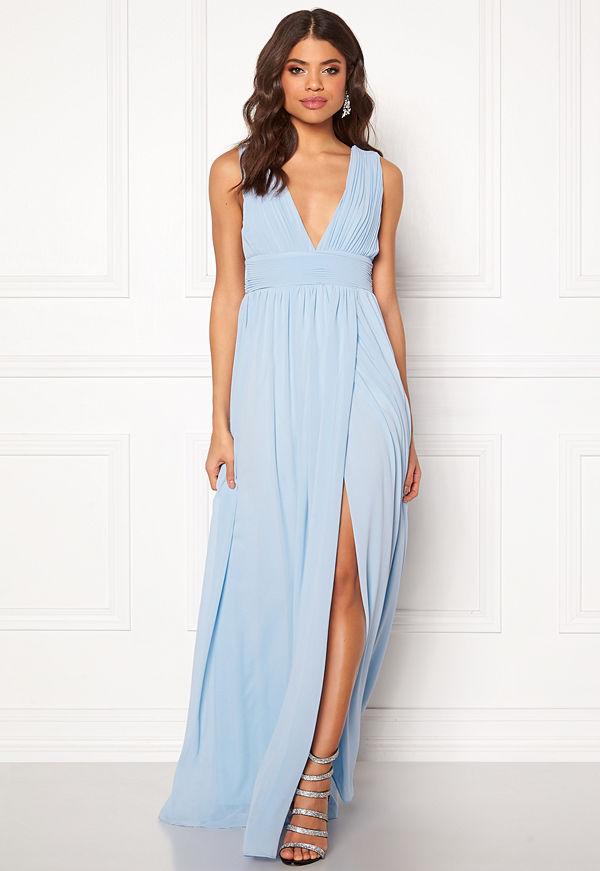 Make Way Prudence maxi dress Light blue
