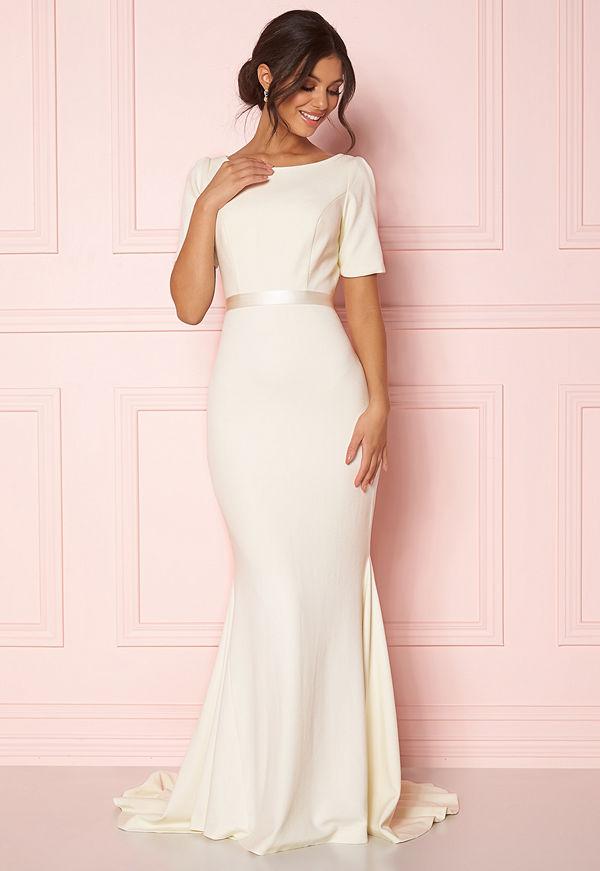 Zetterberg Couture Gavi Dress Light Creme
