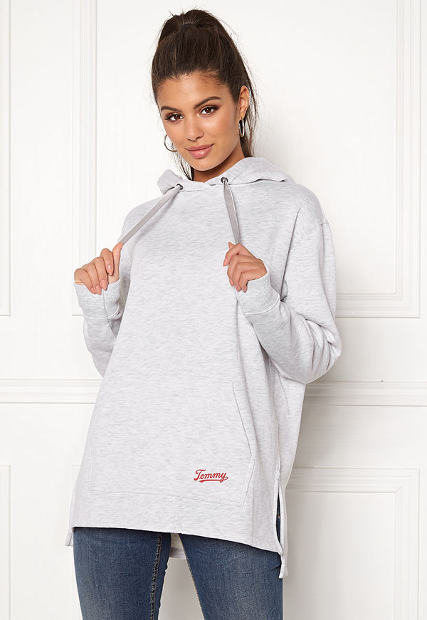 Tommy Jeans Side Slit Detail Hoodie