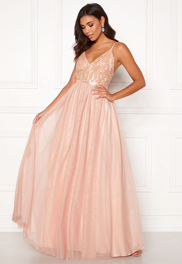 Moments New York Daphne Mesh Gown