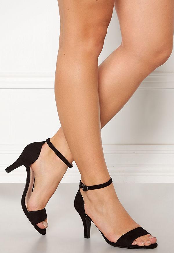 Bianco Adore Basic Sandal 101 Black