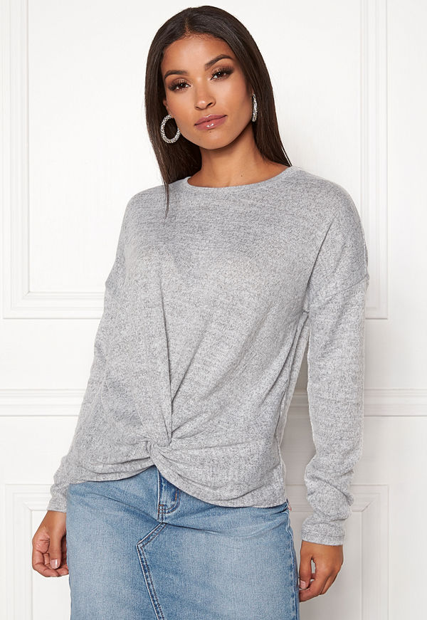 Only Alberta L/S Knot Top