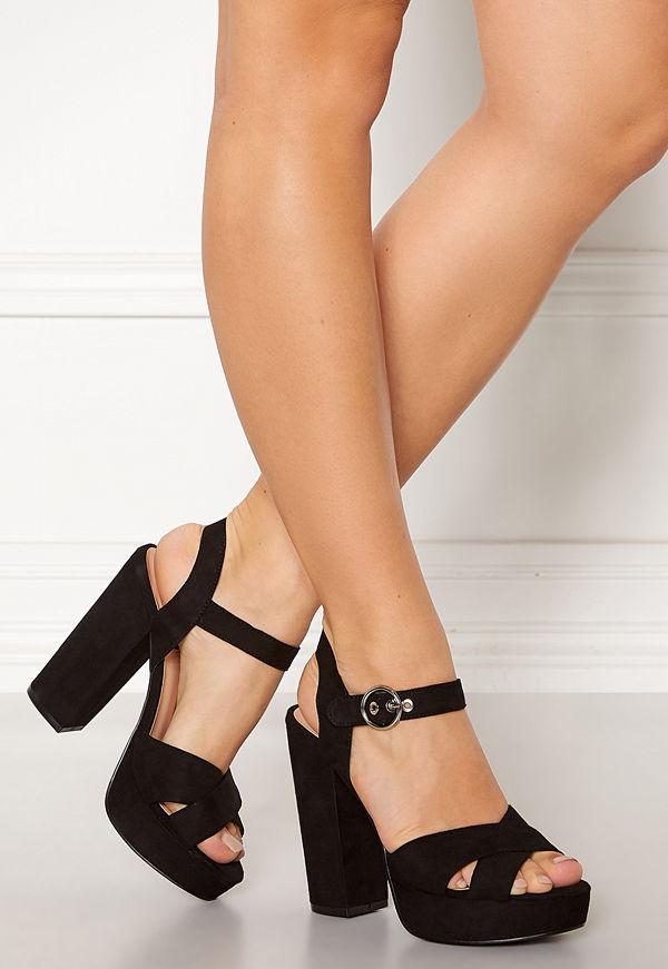 Only Allie Wide Heeled Sandal