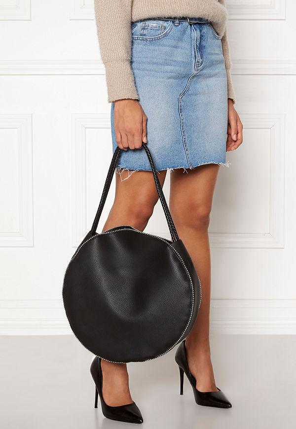 New Look Selina Studded Round Tote