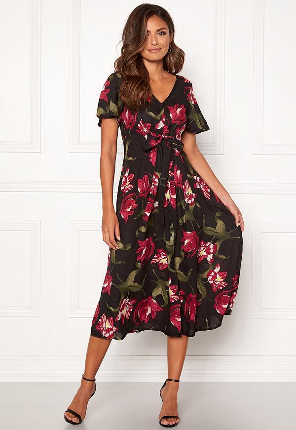 Happy Holly Denice dress